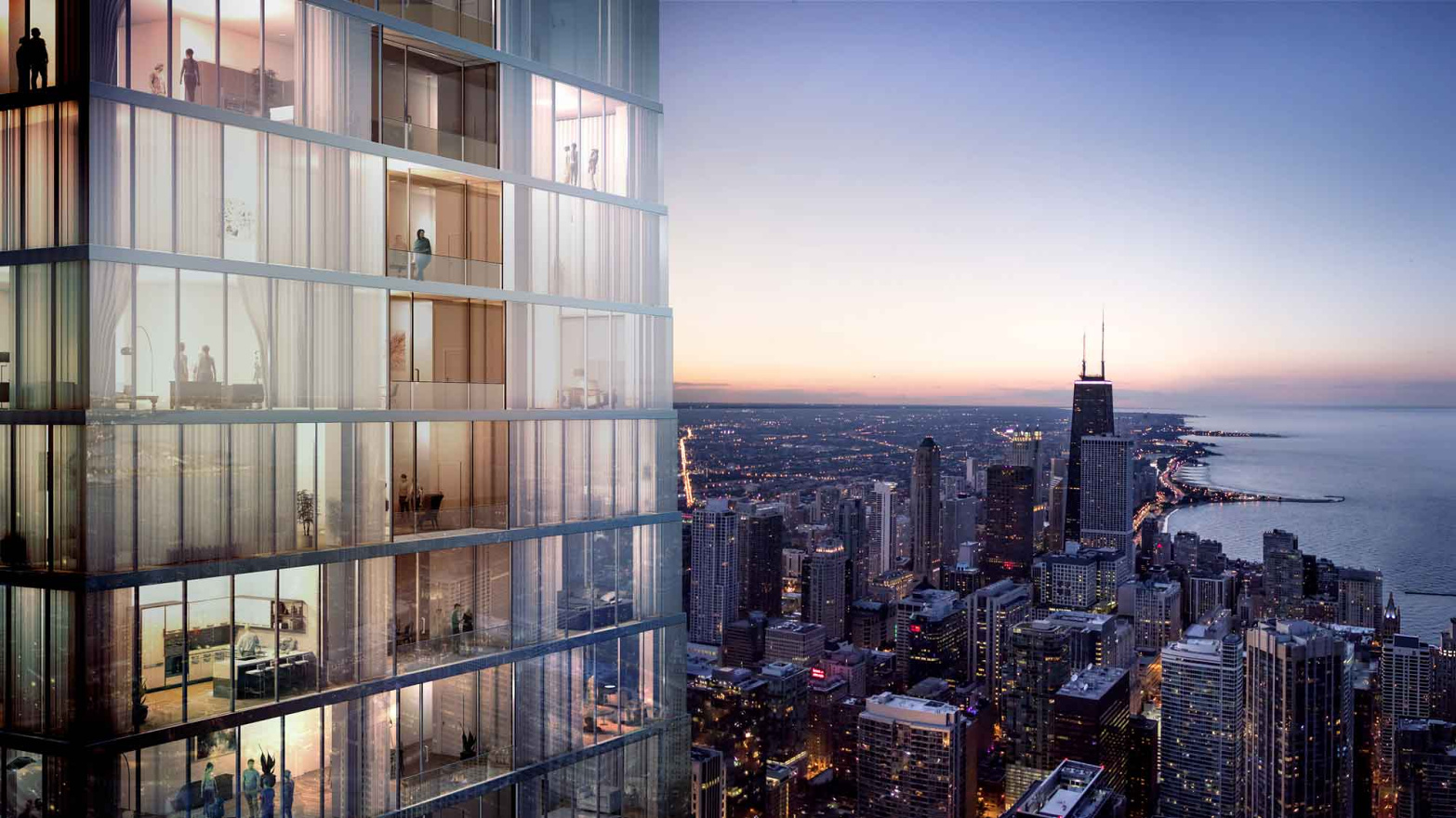 Studio Gang Projects Vista Tower