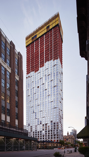 "Wallpaper — ""Jeanne Gang's 11 Hoyt Street tops out in Brooklyn"""