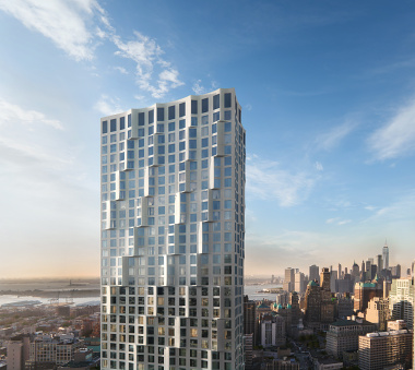 "New York Post — ""The Women Architects Building A New NYC Skyline"""