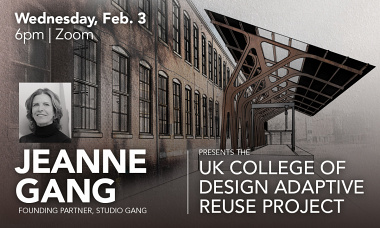 Jeanne Gang at AIA Kentucky