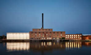 "Azure — ""In Wisconsin, Studio Gang Revives a Coal Plant into a Recreational Hub"""