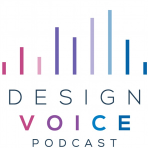 Margaret Cavenagh on the Design Voice Podcast
